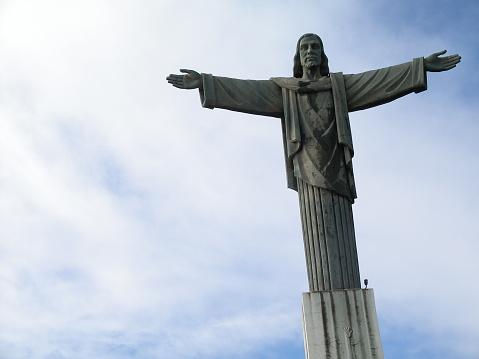 Jesus Christ Statue Stock Photo - Download Image Now