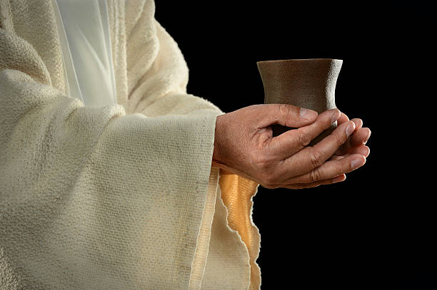 royalty free communion jesus christ human hand cup pictures images