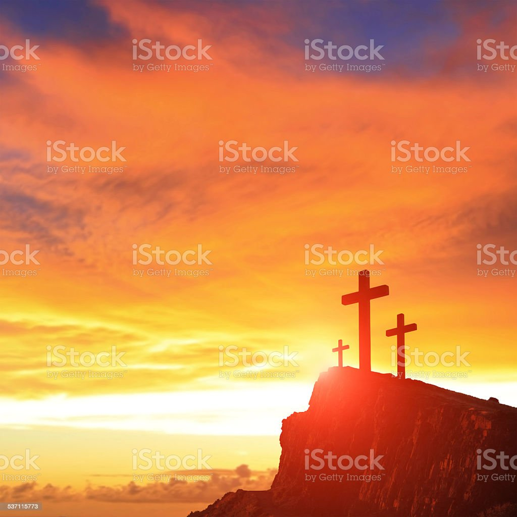 Jesus love you stock photo