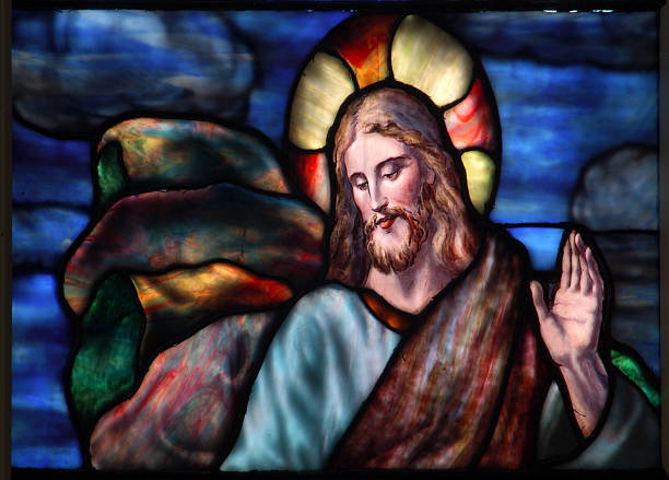 Jesus  Amen stock pictures, royalty-free photos & images