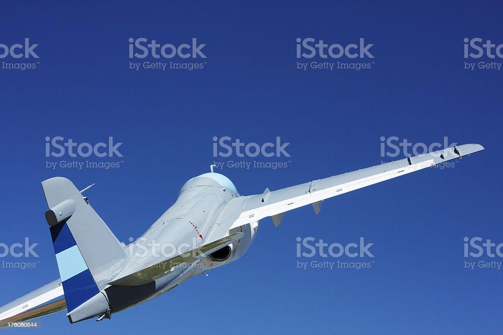 Jet Aircraft Military Grumman A-6E Intruder royalty-free stock photo