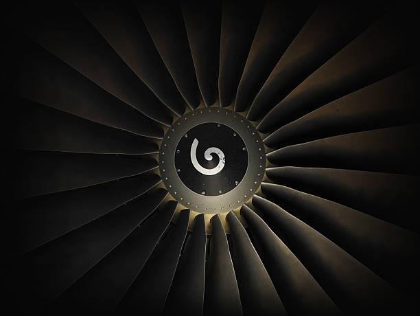 samolot odrzutowy silnik turbinowy - silnik odrzutowy zdjęcia i obrazy z banku zdjęć