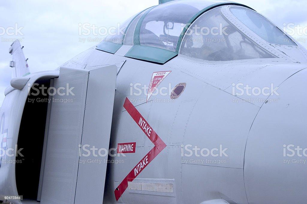 Jet Canopy 6 royalty-free stock photo