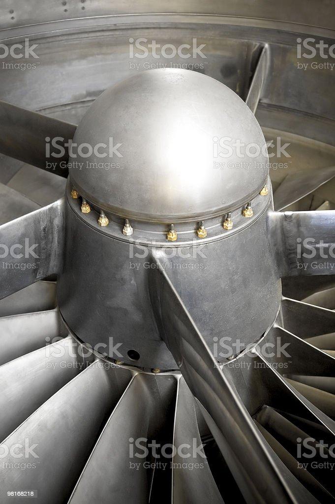제트 engine royalty-free 스톡 사진