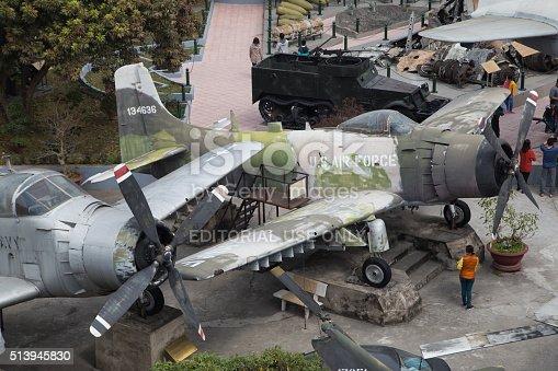Us Jet Fighter And B52...B 52 Shot Down Vietnam War