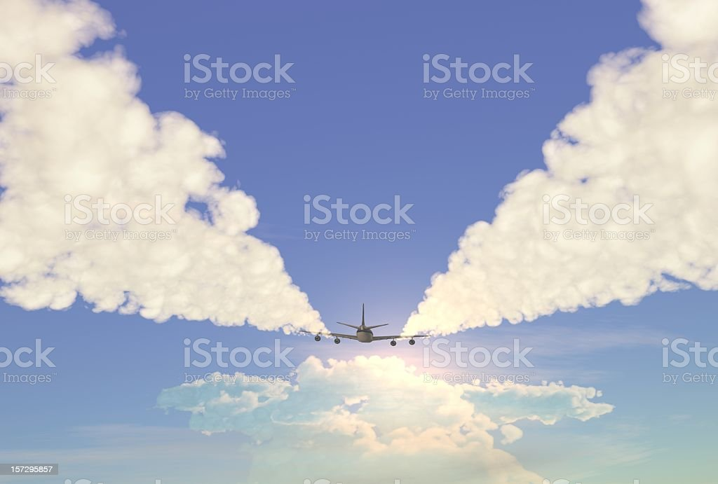 jet royalty-free stock photo