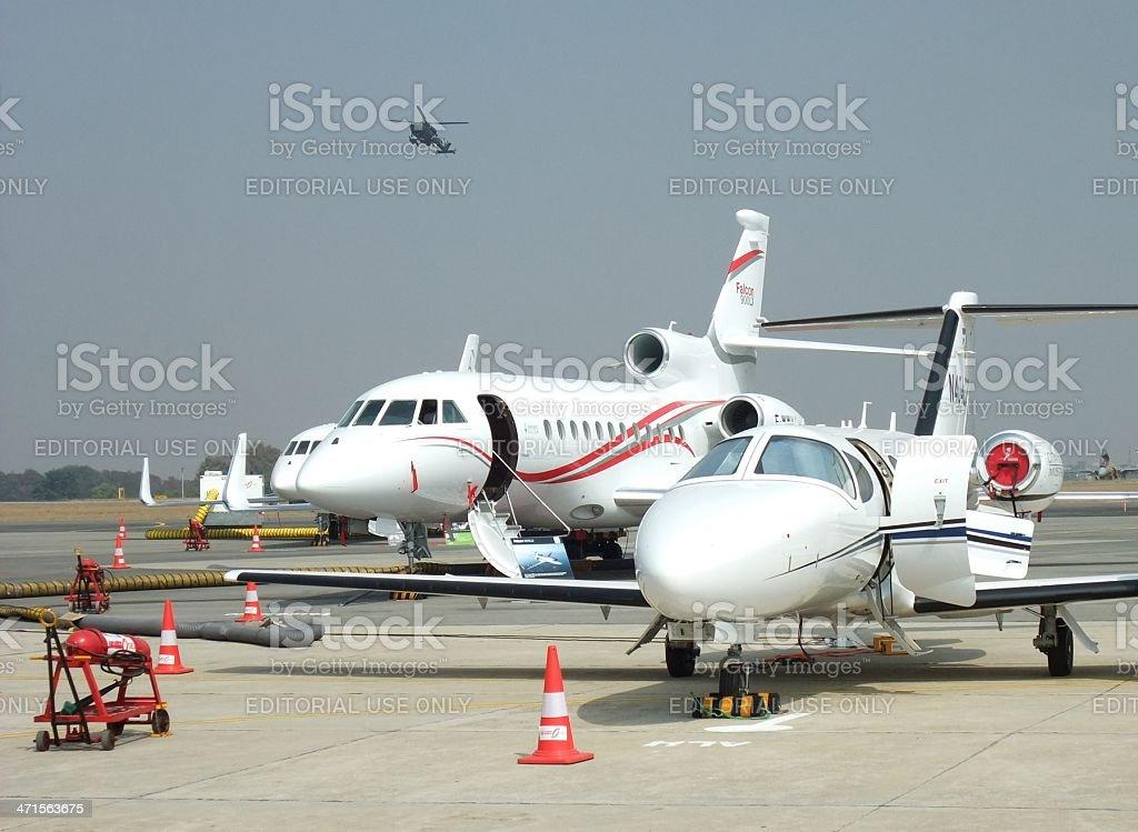 Jet Planes royalty-free stock photo