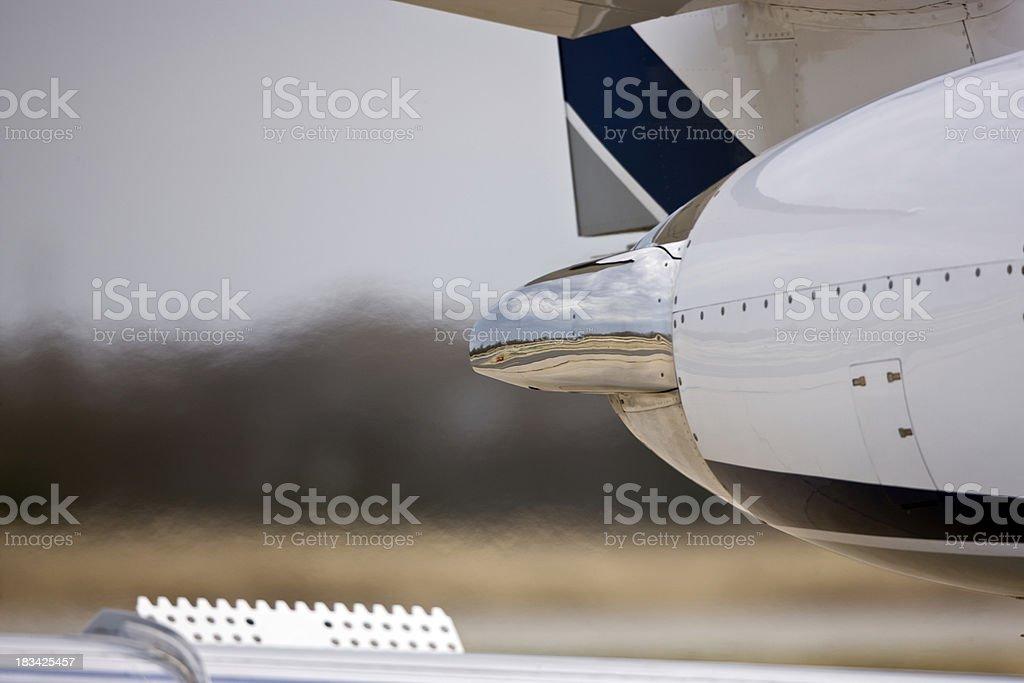Jet Power royalty-free stock photo