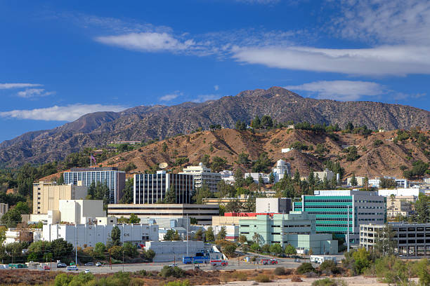 Jet Propulsion Labratory Campus Pasadena, United States, October 25, 2014: Jet Propulsion Laboratory Labratory. JPL is a federally funded research and development center and NASA field center. rover stock pictures, royalty-free photos & images