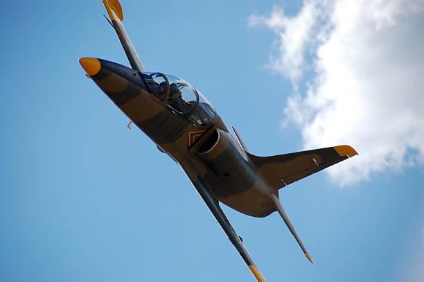 Jet Set stock photo