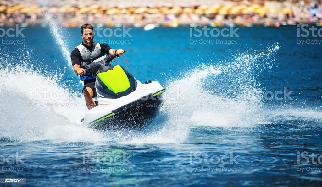 Jet-Ski. – Foto
