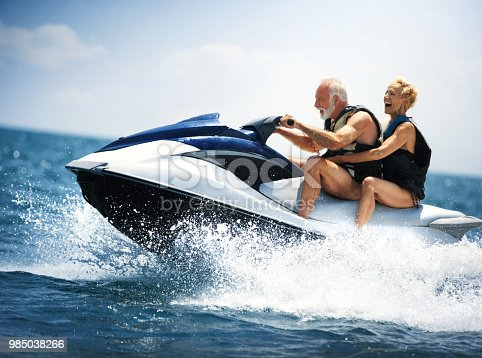 istock Jet skiing. 985038266