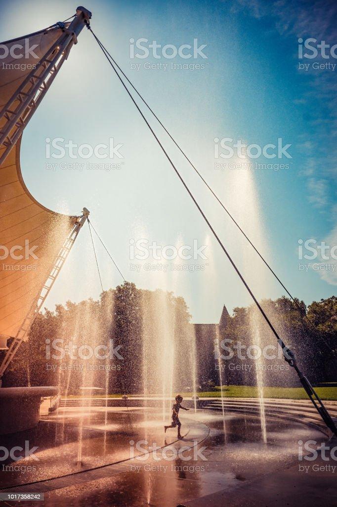 Jet Stream stock photo