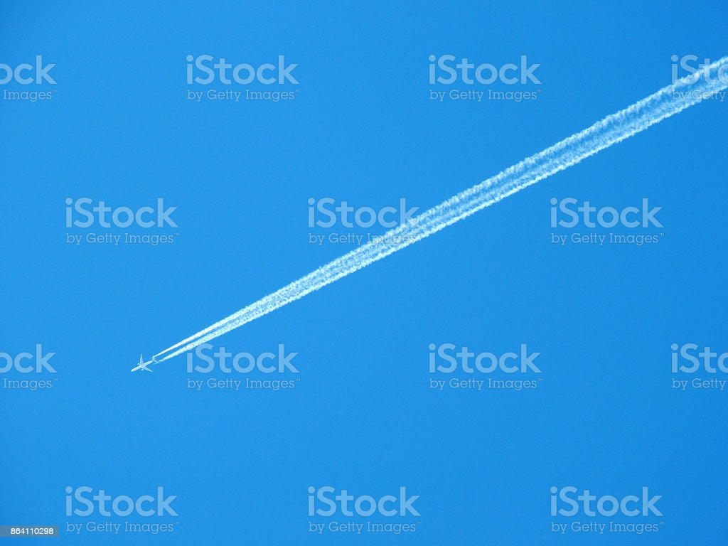 Jet Stream royalty-free stock photo
