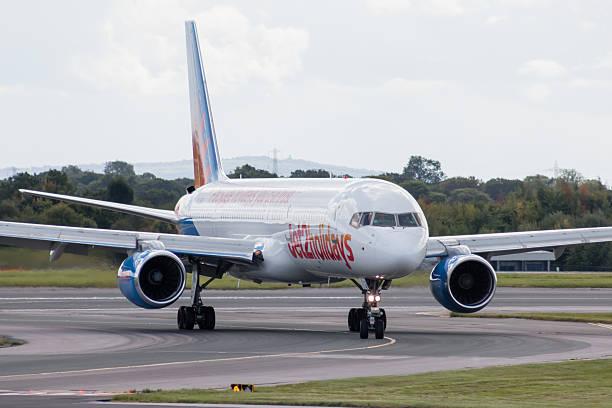 Boeing 757 Jet2 jours fériés - Photo