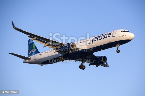 istock JetBlue Airways Airbus A321 475269670