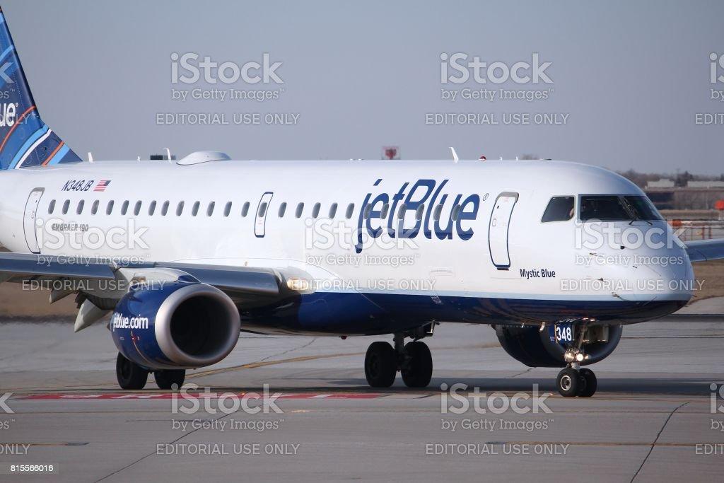 JetBlue Airways stock photo