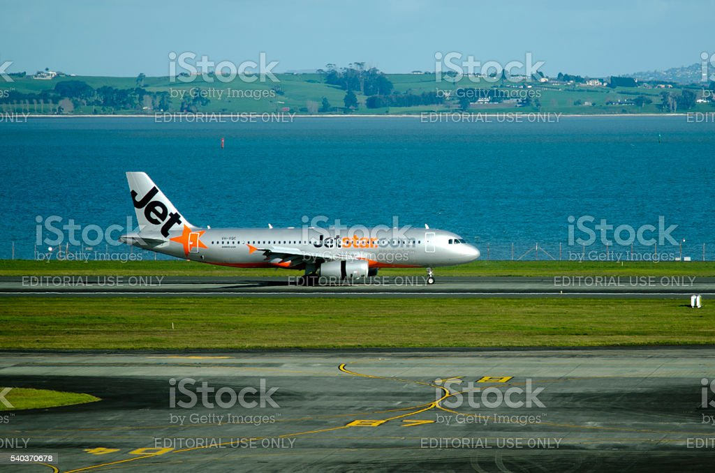Jetstar Airways stock photo