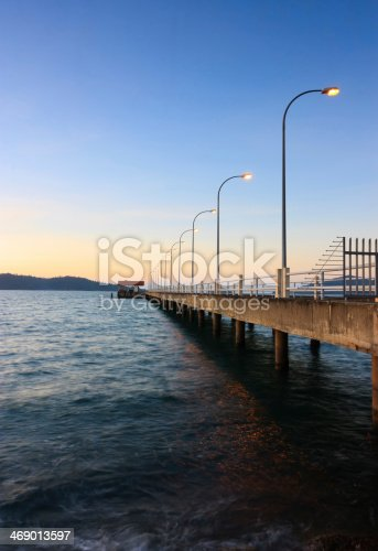 1145124060istockphoto Jetty at sunset in Sabah, Borneo, Malaysia 469013597