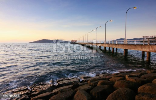 1145124060istockphoto Jetty at sunset in Sabah, Borneo, Malaysia 469754547