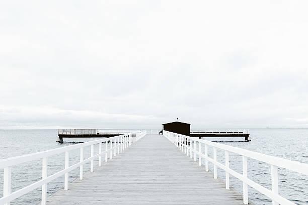 jetty in malmö - malmö bildbanksfoton och bilder