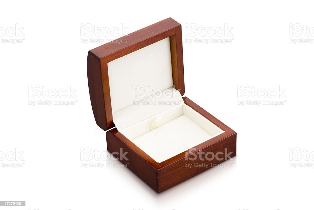 Jewel box stock photo