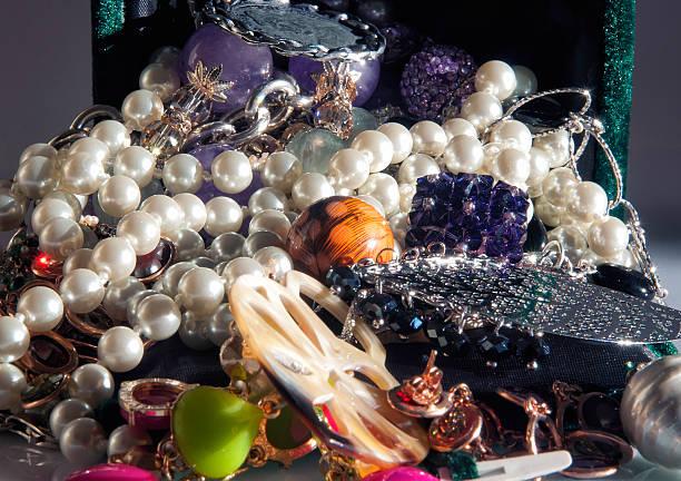 Jewel stock photo