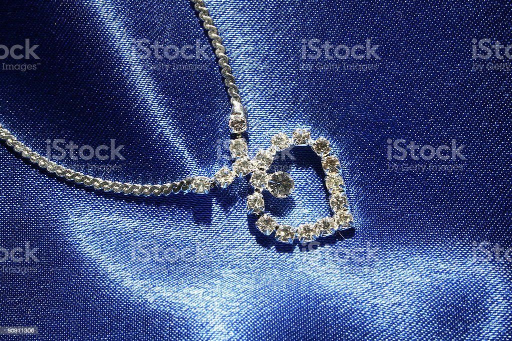 Jeweller ornaments royalty-free stock photo