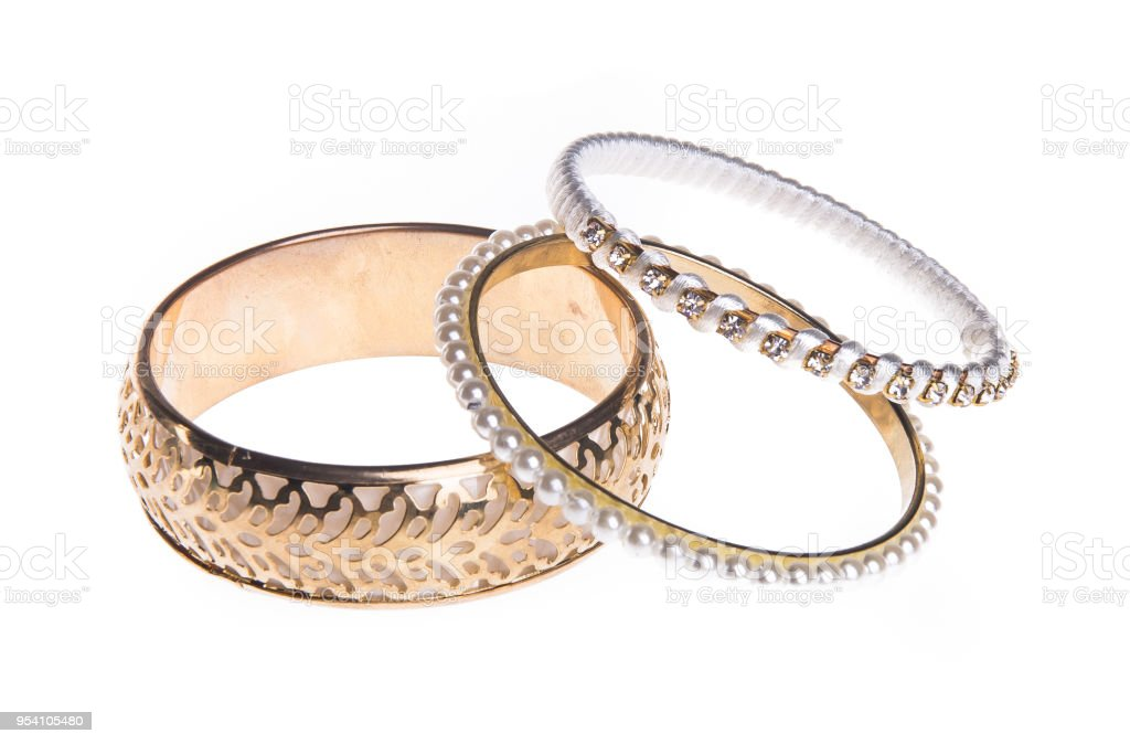 jewellery. bracelet on the background stock photo