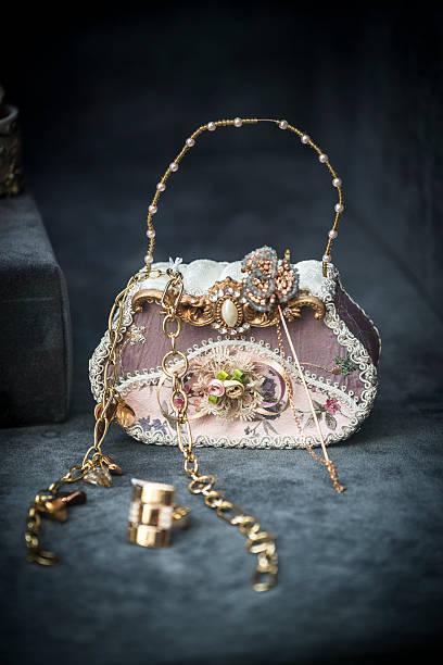 Jewellery stock photo