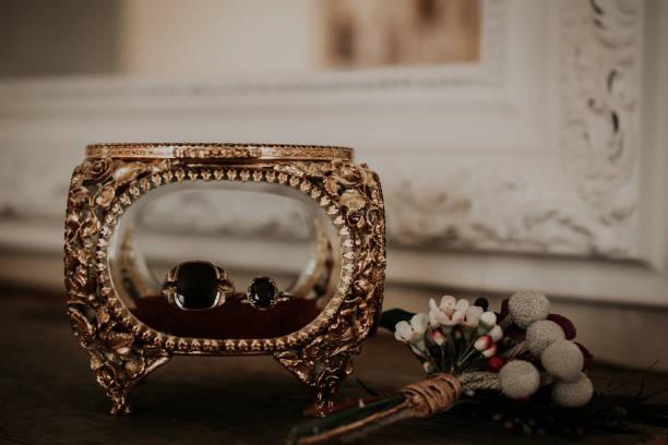 Jewelry box and boutonniere picture id1038443104?b=1&k=6&m=1038443104&s=612x612&w=0&h=hnm4z9aw1pr944d20rnctt1rja650va3k4yhzvayvxc=