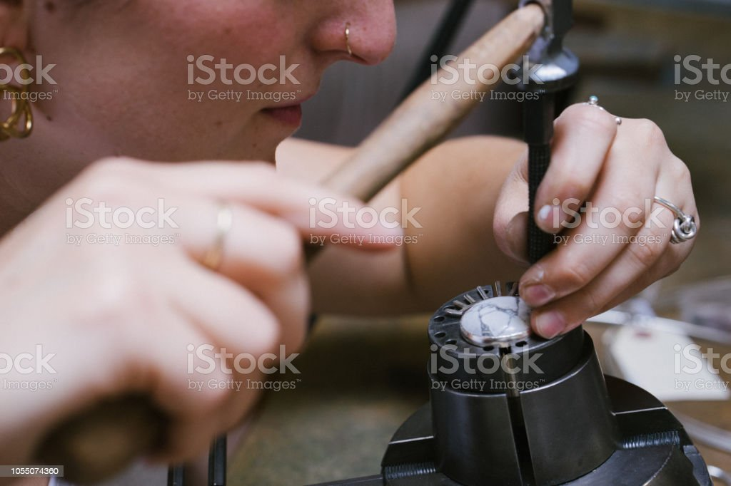 Jewelry Design Making Stock Photo Download Image Now Istock