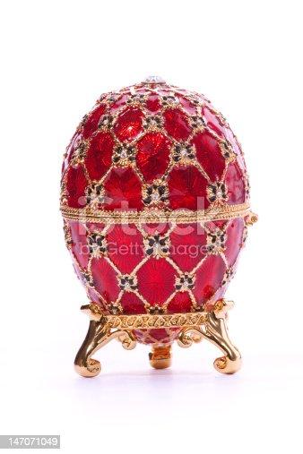 istock Jewelry egg. 147071049