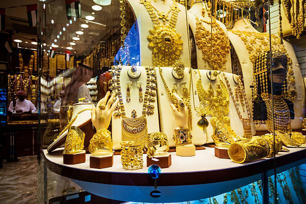 schmuck, gold-markt - nikada stock-fotos und bilder