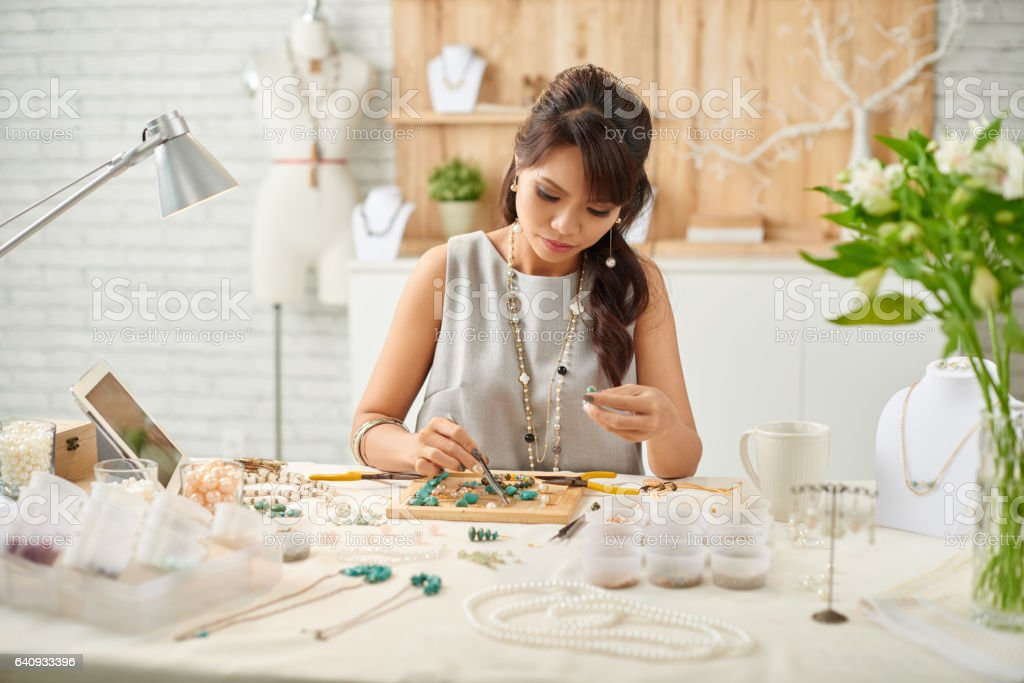 Bijoux faire - Photo
