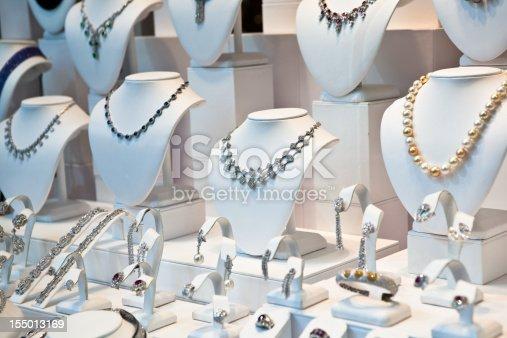 Jewelry Store.