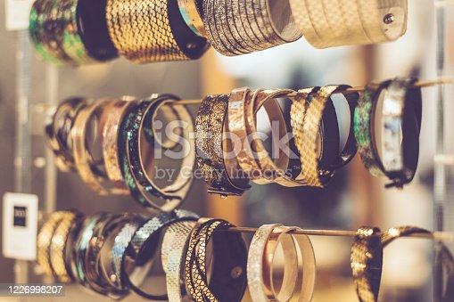 Jewelry stock
