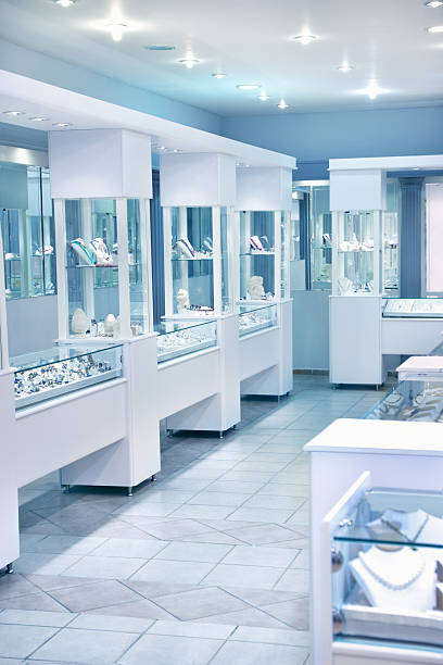 Jewelry store Jewelry store jeweller stock pictures, royalty-free photos & images