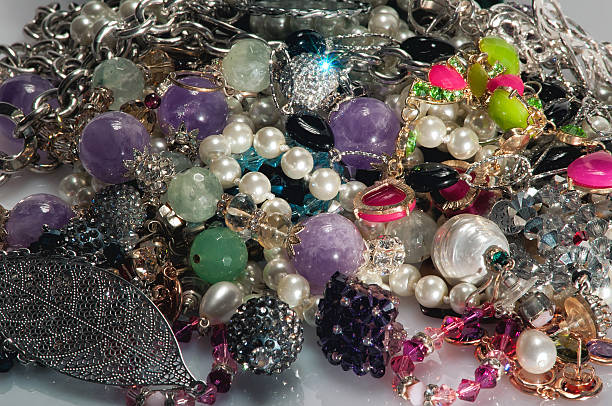 Jewels stock photo