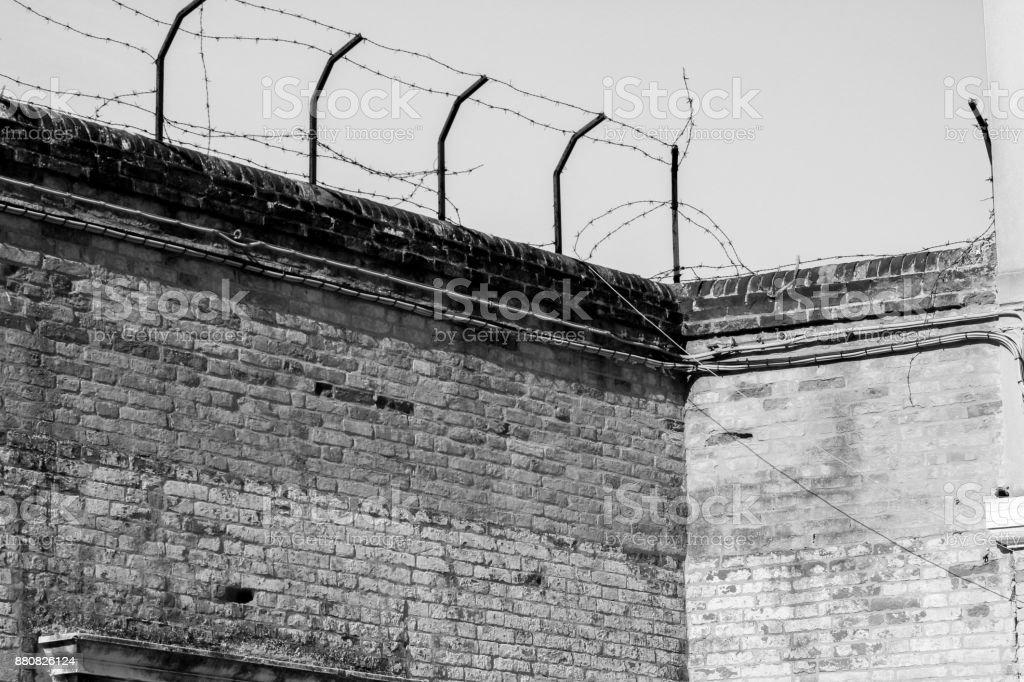 Jewish Ghetto in Cannaregio, Venice stock photo