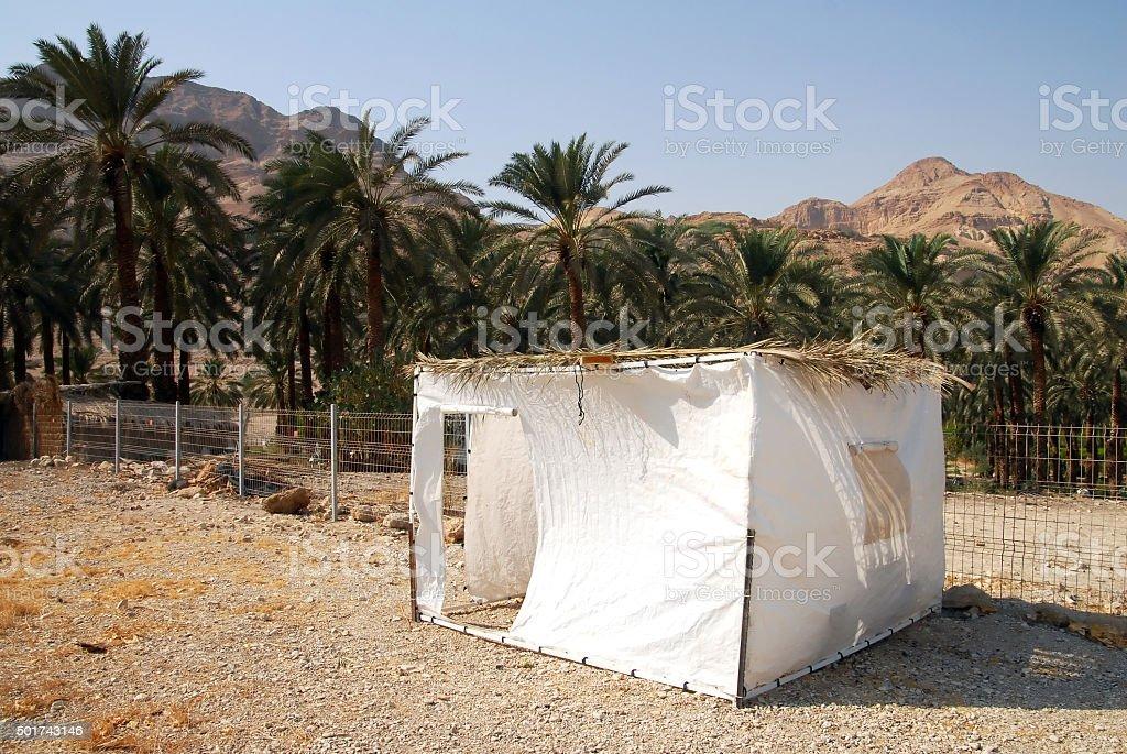 Jewish Holiday Sukkoth stock photo
