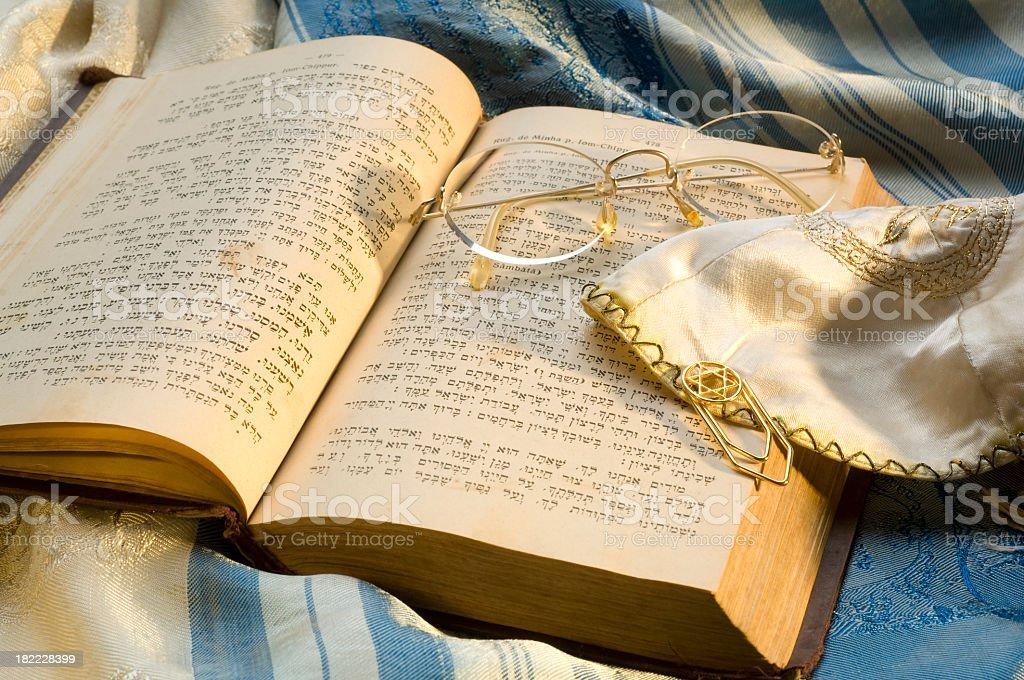 Jewish tradition. stock photo
