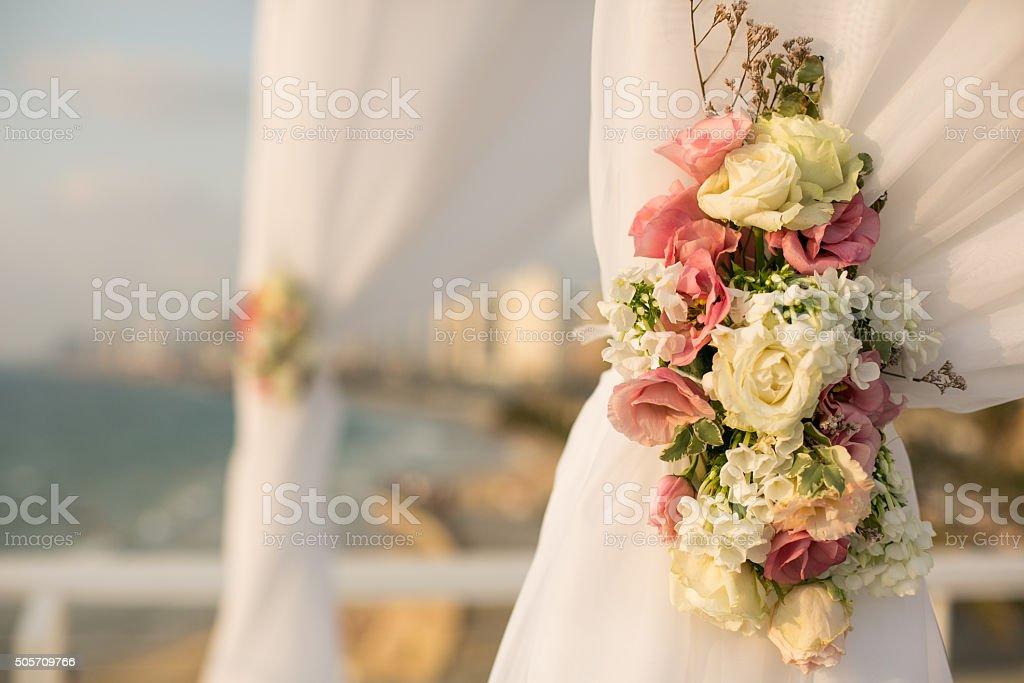 Judische Hochzeit Chuppah Stock Fotografie Und Mehr Bilder Von Baum