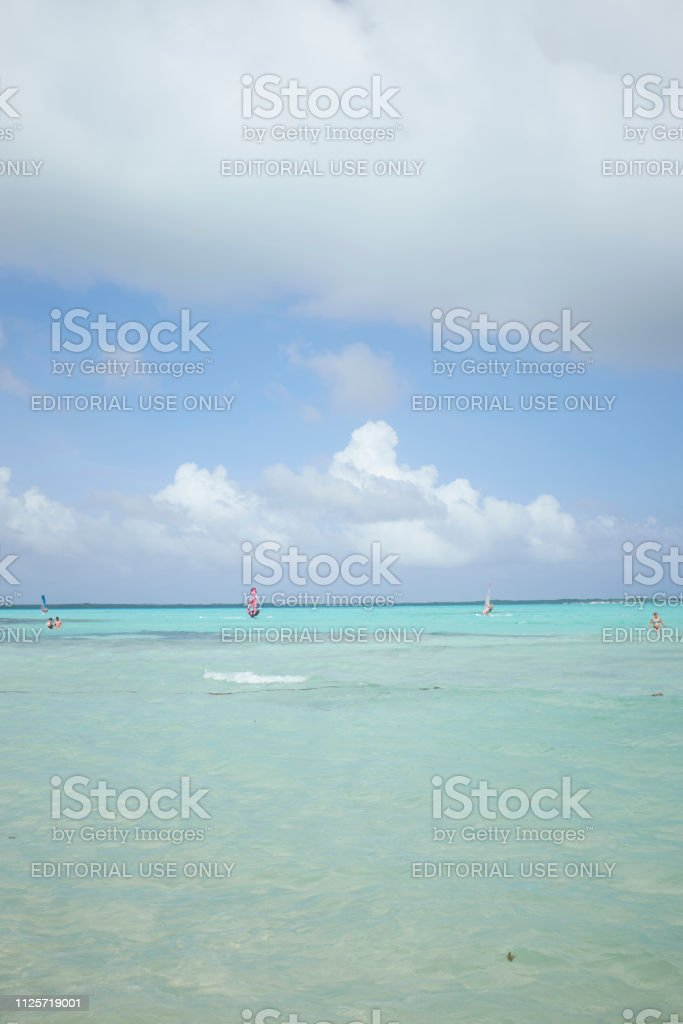 Jibe City Bonaire Netherlands Antilles Stock Photo Download Image Now Istock