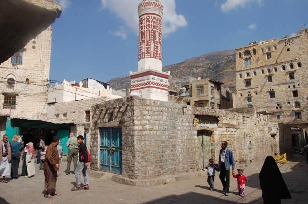 Jiblah, Jemen – Foto