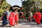 時代祭京都日本のフェスティバル