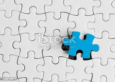 istock Jigsaw puzzle 1133706813