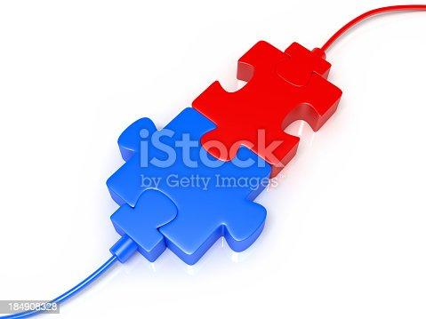 istock Jigsaw Puzzle 184908328
