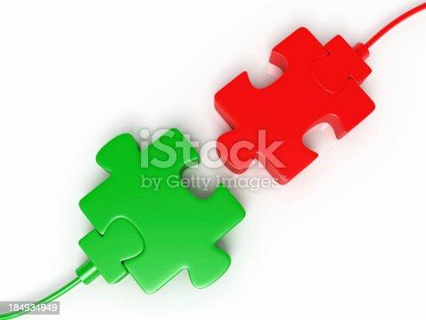 istock Jigsaw Puzzle 184934949