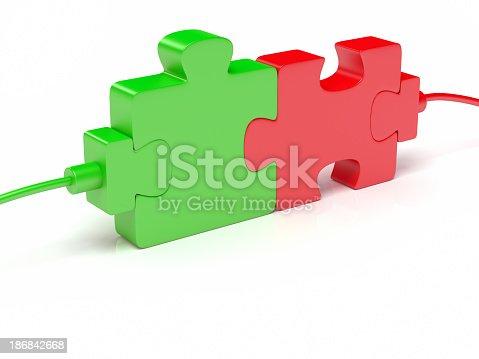 istock Jigsaw Puzzle 186842668